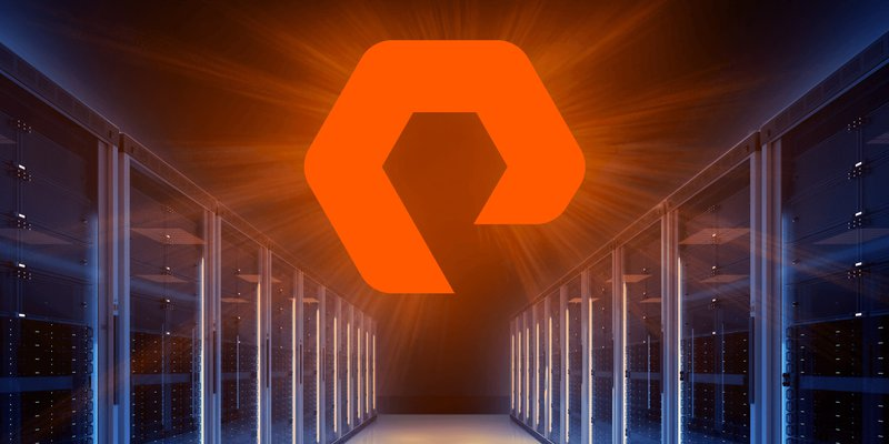 Pure storage edit